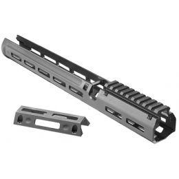 AIM Sports Inc Extended HK91/G3 M-Lok Handguard, Carbine