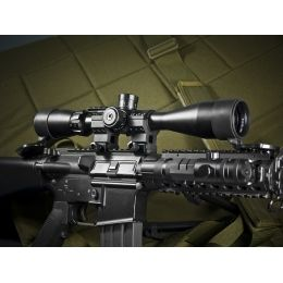 Barska 6-24x44 Ridgeline Riflescope, P4 Reticle
