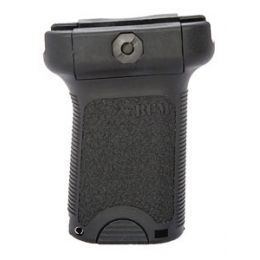 Acc Picatinny Black Shorter Grip Polymer Vertical Grip Compartment