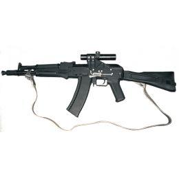 Bering Optics PU 3 5x20 Riflescope W/ Solid Steel M91/30 Mosin Nagant Mount  Type