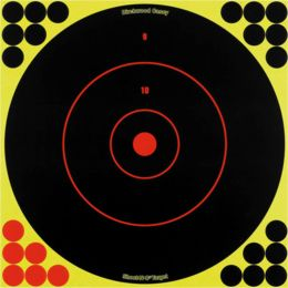 "eye Target 48 Pack Birchwood Casey Shoot-N-C 3/"" Bull/'s"
