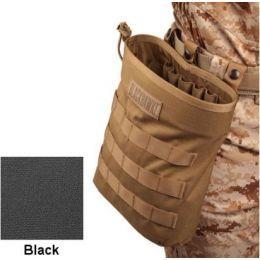 Black Blackhawk Roll-up MOLLE Dump Pouch
