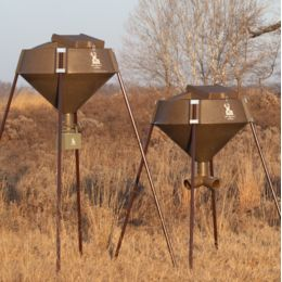 Boss Buck 600lb Feeders