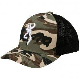 Browning Colstrip Mesh Cap 308702472 /& 308702474