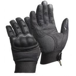 Black, X-Large Shaf International Mens Basic Driving Gloves