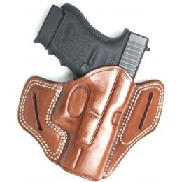 Cebeci Arms Leather Pancake Holster for Browning Hi-Power