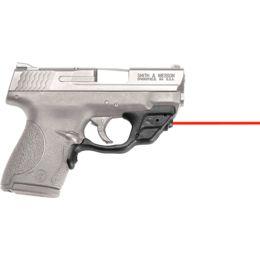 Crimson Trace Laserguard Red Laser Sight for S&W Shield Handgun, LG-489