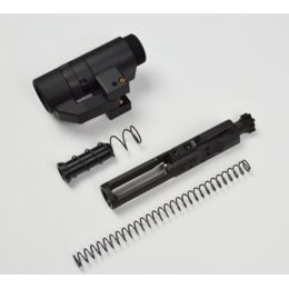 Dead Foot Arms Modified Cycle System Rifle Caliber Bolt Carrier Group  w/Right Side Folding Stock Adapter