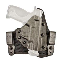 DeSantis Infiltrator Air, Kydex IWB Holster,Glock 19X, Glock45, Left Hand,  Black, M78KBB2Z0