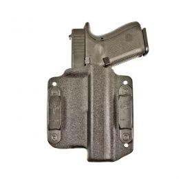 DeSantis Light Bearing Raptor OWB/IWB Holster, Glock45, Glock 19X,Glock45,  Glock 17,17 Gen 5, 22,31, Streamlight M3,TLR1,Inforce,Surefire,X300,Kydex,