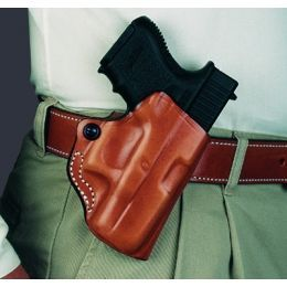 DeSantis Mini Scabbard Holster - Style 019 for Keltec P3AT and Ruger LCP