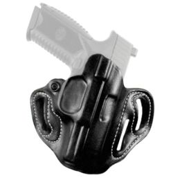 DeSantis Speed Scabbard Belt Holster, Glock 17/17 Gen 5/22/31 with Reflex  Sights, Right Hand, Plain Finish, Black, 002BA9DZ0