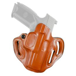 DeSantis Speed Scabbard Belt Holster for Walther Creed, Tan, Left Hand  002TB1GZ0