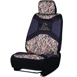 Incredible Ducks Unlimited Seat Cover Lb 2 0 Safe Seam Free Caraccident5 Cool Chair Designs And Ideas Caraccident5Info
