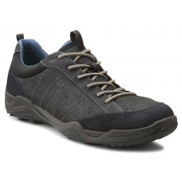 ECCO POWERED BY Receptor Technology Men's Black Casual