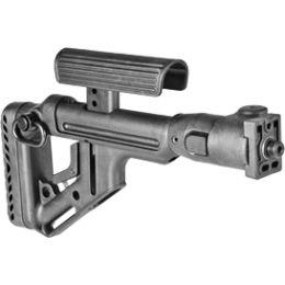 FAB Defense UAS-VZ P Folding Tactical Buttstock w/ Cheek Piece for VZ  58