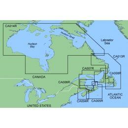 Garmin On The Water GPS Cartography BlueChart: Canada East ... on garmin marine charts canada, garmin map upload, garmin map updates, delorme canada maps, garmin north america, google canada maps, lowrance canada maps,