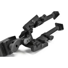 9.5in Max Height GG/&G Extreme Duty Swivel Standard Bipod GGG-1125 XDS