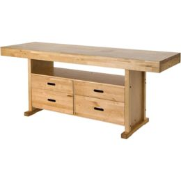 Fantastic Grizzly Industrial Heavy Duty Workbench Ocoug Best Dining Table And Chair Ideas Images Ocougorg