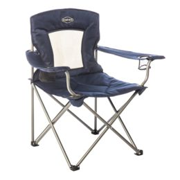 Superb Kamp Rite Padded Chair With Mesh Back Free Shipping Over 49 Dailytribune Chair Design For Home Dailytribuneorg