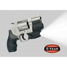 LaserMax CenterFire LED Weapon Light for JFRAME S & W Models 442-1, 637-1,  638-2, 642-1, 438 and Holster