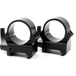 vente chaude pas cher design distinctif les ventes chaudes Leupold Quick Release Weaver Style QRW Rings | 4.7 Star ...