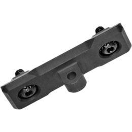 Bipod Adaptor Mount QD Sling Swivel M-lok//Keymod Adapter Rail Attachment Black