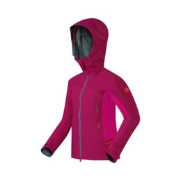 buy cheap official more photos Mammut Mittellegi Pro HS Hooded Jacket - Womens | Free ...