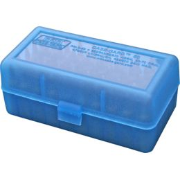 30-06 LR-50 Large Rifle 25-06 270 6 pack of 50 round plastic ammo boxes