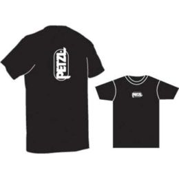 Petzl Adam Men/'s T-Shirt Cotton with Logo T-Shirt Man Tshirt