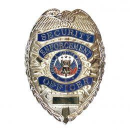 Get 1 FREE! SECURITY ENFORCEMENT OFFICER LANYARD ID Badge Holder Key Ring Buy 1