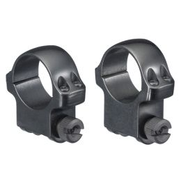 "Ruger 90410 Scope Ring Set Medium 1/"" Diameter Blued"