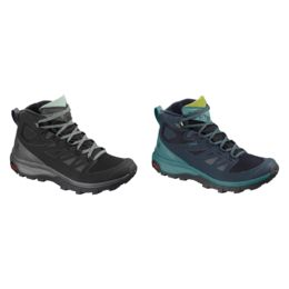 salomon outline gtx mid womens xs