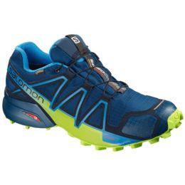 salomon speedcross 3 schuhe blau 9 5 44 | Becky (Chain
