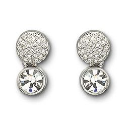 Swarovski Embrace Clip Earrings 835002 Free Shipping Over 49