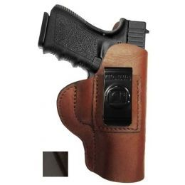 Tagua Gunleather Super Soft Inside The Pant Holster Smith & Wesson  Bodyguard 380 Black Right Hand SOFT-720