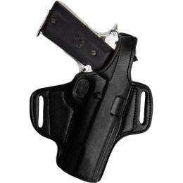 Tagua Gunleather Mini Thumb Break Belt Holster for Glock 42