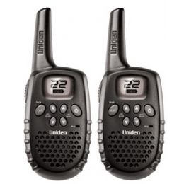 Uniden Two 16 Mile FRS/GMRS 22 Channel Walkie Talkies | Free