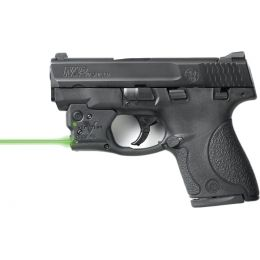 Viridian Reactor 5 Green Laser Sight for Smith & Wesson M&P Shield with ECR  Hybrid Belt Holster