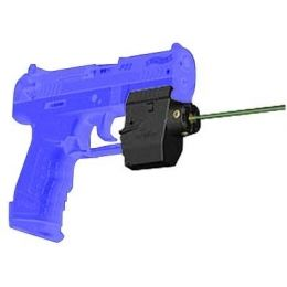 Viridian Walther P22 (3 4 Inch and 5 Inch Barrel) Green
