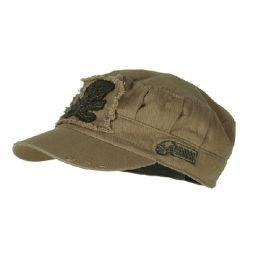 Coyote Voodoo Tactical 20-001707000 Ranger Roll Tactical Cap