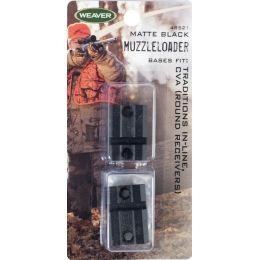 Weaver Muzzleloader Bases