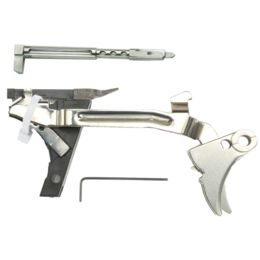 Zev Technologies Fulcrum Ultimate Trigger Kit Stainless