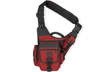 Maxpedition FatBoy Versipack Pack - Fire/EMS Red 0403ER