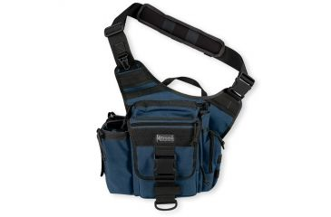 Maxpedition Jumbo Versipack Sling Pack - Dark Blue 0412DB