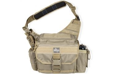 5-Maxpedition S-Type Mongo Versipack Bag for Left Side Carry