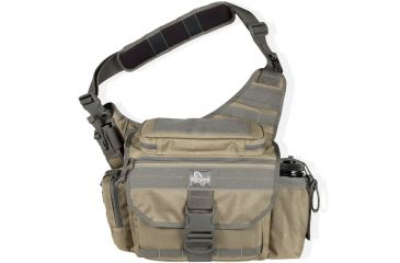 2-Maxpedition S-Type Mongo Versipack Bag for Left Side Carry
