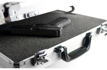 Hard Foam Case for a Hand Gun