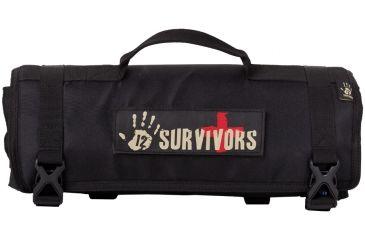 12 Survivors First Aid Rollup Kit TS42000B
