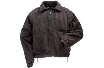 5.11 Tactical 5-in-1 Jacket 48017 Black Fleece